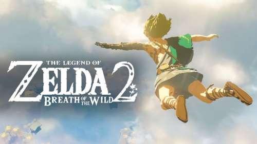Suite de The Legend of Zelda: Breath of the Wild – Teaser de l'E3