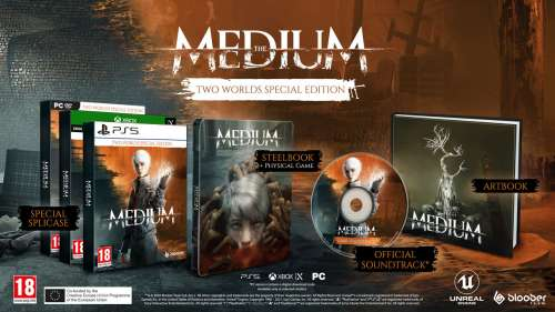 The Medium : Two Worlds – Special Launch Edition