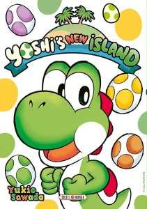 Découvrez un extrait du manga Yoshi's New Island chez Soleil