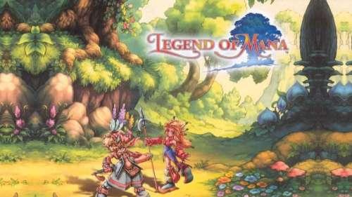 Square Enix dévoile une cinématique pour Legend of Mana