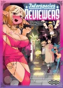 Le manga Interspecies Reviewers aux éditions Ototo