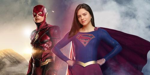 Un teaser de Supergirl dans le film The Flash
