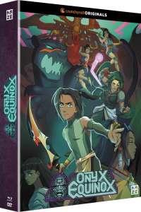 La série Onyx Equinox en combo DVD / Blu-ray