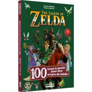 100 trucs à savoir pour être un pro de Zelda