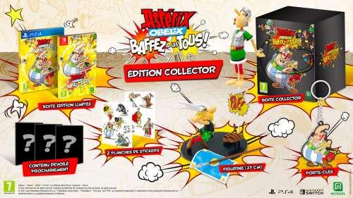 Astérix et Obélix : Baffez-les Tous – Edition collector