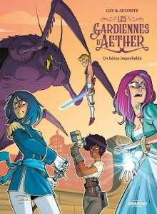 Avis BD – Les Gardiennes d'Aether (tome 1)