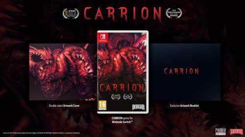 Carrion (version physique)