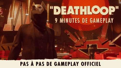 Deathloop : une nouvelle vidéo de gameplay dévoilée lors du Sony State of Play