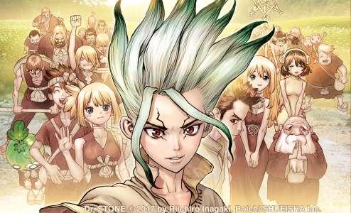 Avis Manga – Dr. Stone (tome 16)