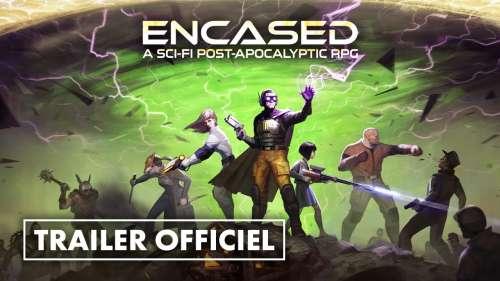 Encased dévoile un nouveau trailer de gameplay !