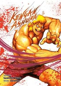 La suite du manga Kengan Ashura arrive en aout chez Meian