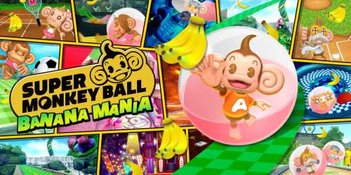SEGA dévoile Super Monkey Ball Banana Mania !