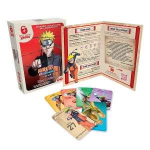 Naruto Blood Prison, un escape game proposé par Kana !