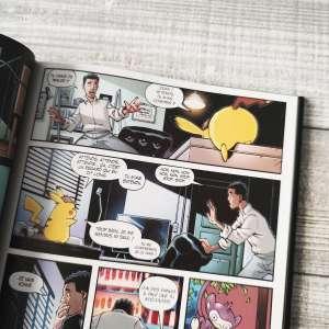 La bande-dessinée «Pokémon : Détective Pikachu» chez Kurokawa