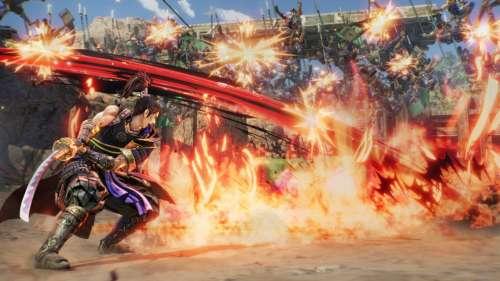 Samurai Warriors 5 – La saga est de retour dans un excellent opus !!