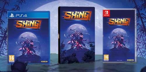 Shing! Edition limitée Futurepak