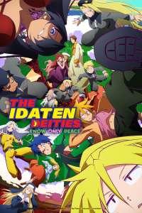 The Idaten Deities Know Only Peace en simulcast sur Crunchyroll