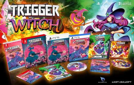 Trigger Witch – Edition limitée Playasia