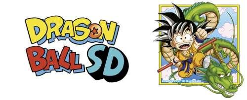 Avis Manga – Dragon Ball SD (tome 7)