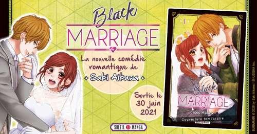 Avis Manga – Black Marriage (tome 1)