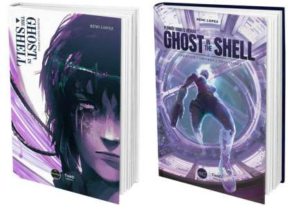 Plongée dans le reseau Ghost in the shell – Edition first print