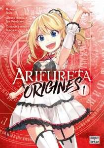 Le manga Arifureta – Origines aux éditions Delcourt/Tonkam