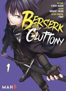 Le manga Berserk of Gluttony aux éditions Mahô Éditions