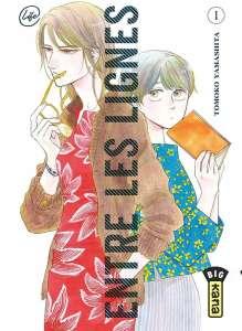 Kana dévoile la bande-annonce du manga Entre les lignes