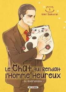 Le manga Le Chat qui rendait l'homme heureux aux éditions Soleil