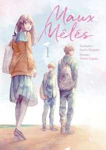 Le manga Maux Mêlés aux éditions Akata