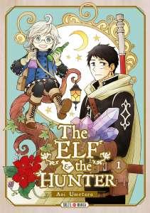 Extrait du manga The Elf & the Hunter chez Soleil Manga