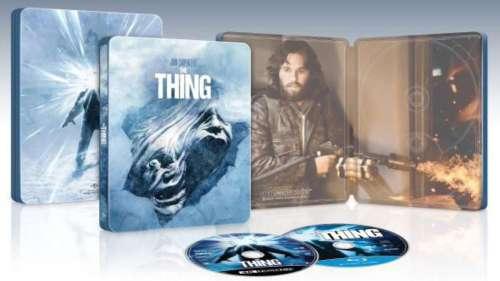 La Chose (The Thing) – Steelbook 4K