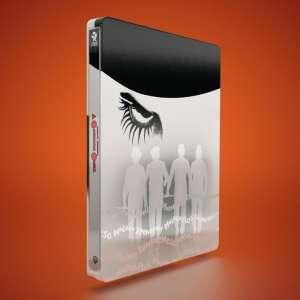 Orange mécanique steelbook édition limitée Titans of Cult