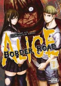 Les deux derniers tomes du manga d'Alice on Border Road bientôt disponibles !