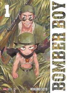 Avis Manga – Bomber Boy (tome 1)