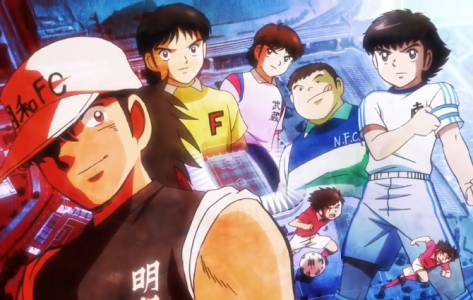 Avis Manga – Captain Tsubasa Kids Dream (tome 2)