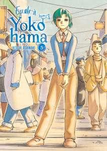 Le manga Escale à Yokohama Tomes 5 et 6 arrivent prochainement chez Meian
