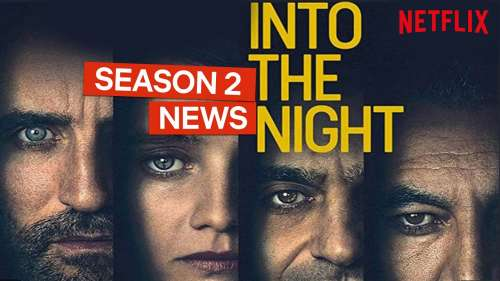 Into the Night – Saison 2 – Bande-annonce Netflix