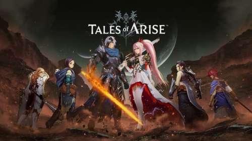 Découvrez et jouez à Tales of Arise à partir du 18 août sur Playstation 5, Playstation 4, Xbox Series X|S et Xbox One