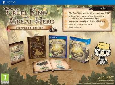 The Cruel King and the Great Hero raconte son histoire dans un nouveau trailer