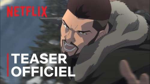 The Witcher : Le cauchemar du Loup – Bande-annonce Netflix