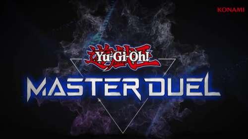Yu-Gi-Oh! MASTER DUEL comprendra plus de 10 000 cartes à débloquer