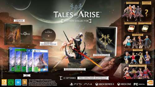Tales of Arise – Edition collector
