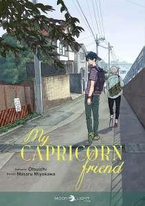 Le manga My Capricorn Friend aux éditions Delcourt/Tonkam
