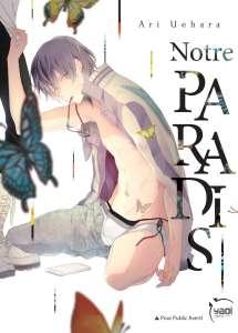 Le manga Notre Paradis aux éditions Taifu Comics