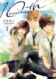 Extrait du manga 10th – A couper le souffle chez Kana