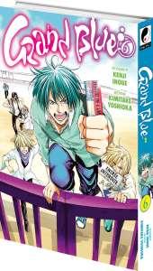 Les tomes 5 et 6 du manga Grand Blue arrivent en octobre chez Meian !
