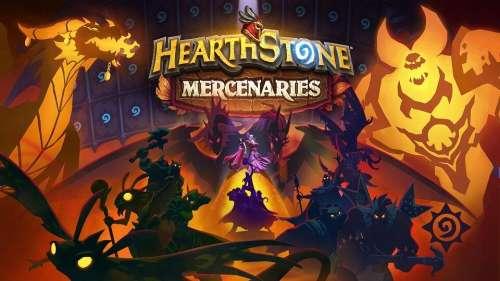 Hearthstone – Le mode Mercenaires sera disponible le 12 octobre
