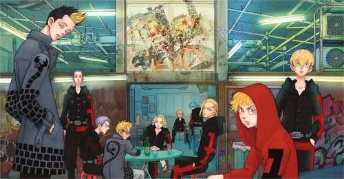 Avis Manga – Tokyo Revengers (tome 14)