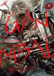 Le manga Gannibal arrive prochainement avec son tome 7 chez Meian !